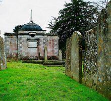 Nash Mausoleum, Farningham by Dave Godden
