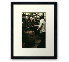 CG12 Covent Garden Beer Festival, London, 1975. Framed Print