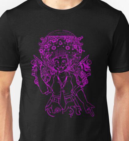 Deity Providence (linework) Unisex T-Shirt