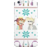 Ugly Sweater iPhone Case/Skin