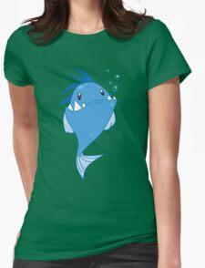 fishy fishy! Womens Fitted T-Shirt