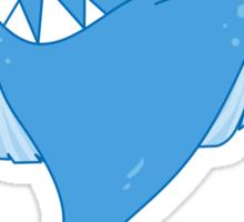 fishy fishy! Sticker