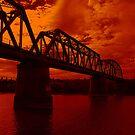 *Burnt Orange Bridge* by AlexMac