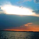 Sunset Cruise in Destin, FL (Naval Base Skyline) by Charldia