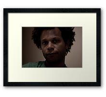 Lopez, Emau Framed Print