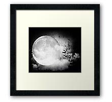 Gothic Night Framed Print