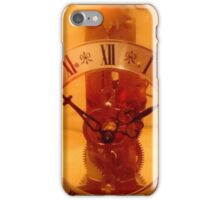 Time's UP  ^ iPhone Case/Skin