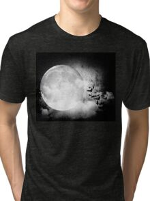 Gothic Night Tri-blend T-Shirt