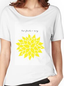 Love Finds a Way Women's Relaxed Fit T-Shirt