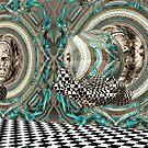 Escher und Nietzsche by Desirée Glanville
