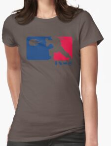 SFL - simple version- Womens Fitted T-Shirt