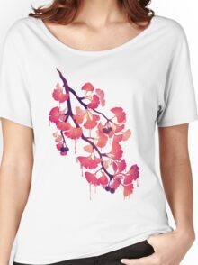 O Ginkgo Women's Relaxed Fit T-Shirt