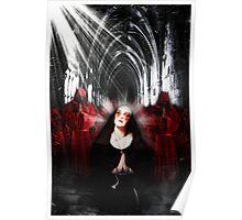 Darkness Willl Hasten To Devour Poster