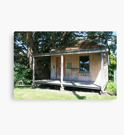 Old Tallebudgera Post Office 1878-1958 Canvas Print
