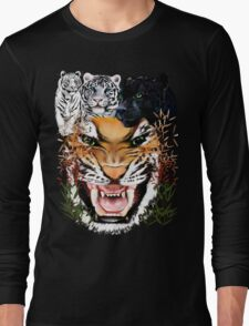 Big Cats Long Sleeve T-Shirt