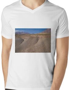 Living in the low lands Mens V-Neck T-Shirt