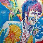 John Lennon by Debbie Diamond