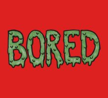 BORED - green Kids Clothes