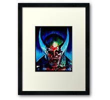 Wolverine High Framed Print
