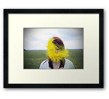 BAM Framed Print