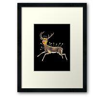 Bert Kahlo  - Deer Framed Print