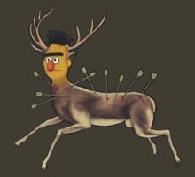 Bert Kahlo  - Deer by cloakatak