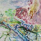 Huang Shan by dianali