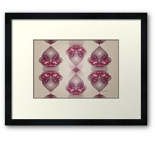 Precious Hearts Framed Print