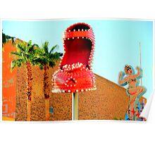 Red Shoe, Las Vegas Poster