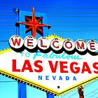 Welcome To Fabulous Las Vegas by infiniteartfoto