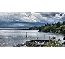 Everett Storm Photographic Print