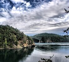 Bridge from Inlet by Rick Lawler