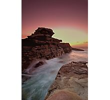 Rock Temple Photographic Print