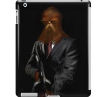 A Man's Best Friend iPad Case/Skin