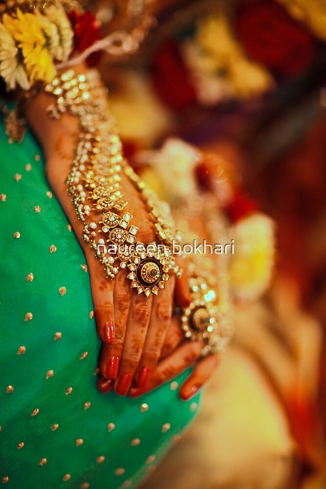 Hand Jewelry by naureen bokhari