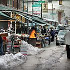 9th & Washington ~ Italian Market by Lori Deiter