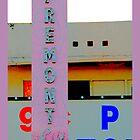 Fremont East Sign by infiniteartfoto
