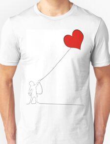 Love kite T-Shirt