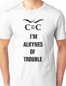 Alkynes of Trouble T-Shirt