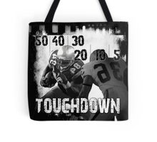50..30..10..Touchdown! Tote Bag