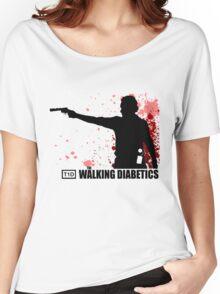 The Walking Diabetics Women's Relaxed Fit T-Shirt