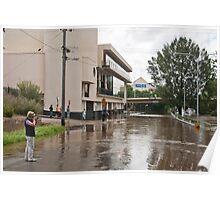 Queanbeyan Flood Poster