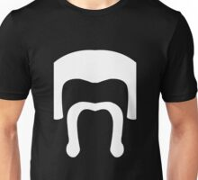 White Barbarian Face Icon - COC (Clash of Clans) Unisex T-Shirt
