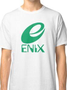 ENIX Logo Green Classic T-Shirt