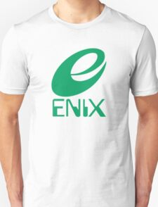 ENIX Logo Green T-Shirt