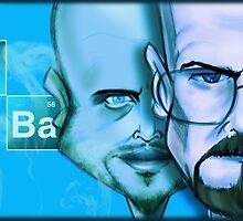 Walt and Jesse by BigAart