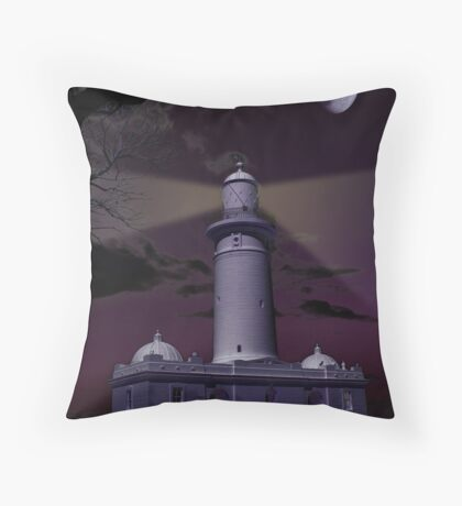 Nether Worlds: The Pharos Project Throw Pillow