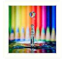 ...the pencil sharpener... Art Print