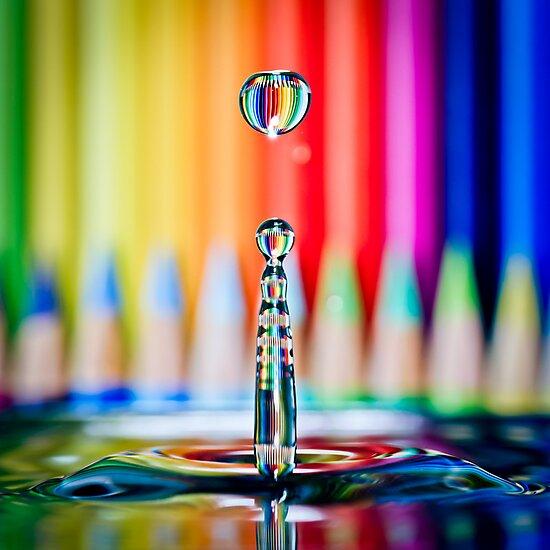 ...the pencil sharpener... by Geoffrey Dunn