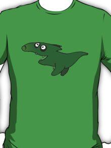 Green wolf T-Shirt